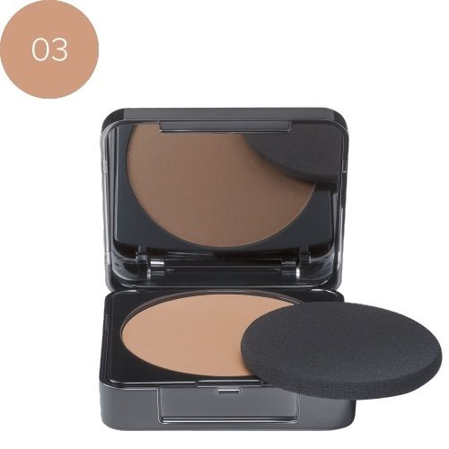 Face Make up Perfect Finish Foundation 03 almond