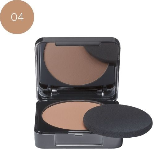 Face Make up Perfect Finish Foundation 04 sunny