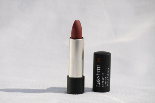 Lakshmi Lipstick Wine Red No. 604